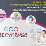 Всероссийская акция «Профессиональная диагностика Zасобой»